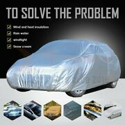 New All Weather Protection Car Cover For 1991 1992 1993 1994 1995 Toyota