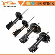 For 2004 2005 2006 Lexus Es330 And Toyota Camry Solara Front Rear Shocks Struts