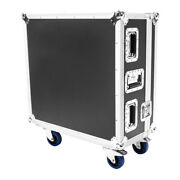 Osp Ata-sq6-wc Ata Mixer Case For Allen And Heath Sq6 With Casters No Dog House