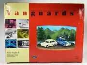 Vanguards Diecast Ford Anglia And Hillman Imp Diorama Rd3002 143 New Old Stock