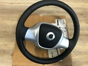 Brand New Steering Wheel Complete Genuine Smart 451 - A4514600918 Color Cv5a