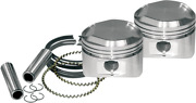 Sands Cycle Forged High Compression Performance Engine Piston Kit 92-2017