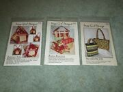 3 New Lazy Girl Designs - Chelsea Tote - Purse Nickities - The Essential Tote