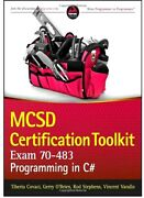 Mcsd Certification Toolkit Exam 70-483 Programming In C Ships Free