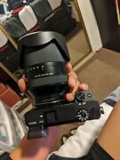 Sony A6300 And 24-240mm Lens With Accessories
