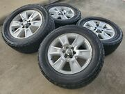 20 Ford F-150 Expedition Fx-4 Rims Wheels Tires 2011 2012 2013 2014 2015 3787