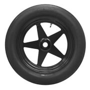185/85d15 Mss014 M And H Drag Race Bias Ply Front Runner Tire Dot Certified - Each