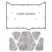 Hood Insulation Pad Cover For 1968-1970 Plymouth Road Run W/mb-030 Road Runner