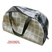 Trunk Tote Bag For 1966-1974 Dodge Charger Gray Plaid
