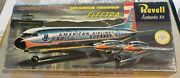 1961 Revell American Airlines Lockheed L188 Electra 1/115 + Repro Decals