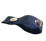 Snap Extenders For Your Boat Cover In Navy Blue Nylon W/ Stainless Steel Snaps