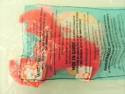Vintage Mcdonaldand039s Ty Beanie Baby Pinchers 1998 With 1993 Tag Error Sealed