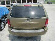 2008-2010 Jeep Grand Cherokee Lift Gate Liftgate With Rear View Camera