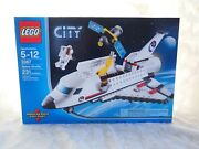 Complete Lego City 3367 Space Shuttle Building Set W/box-retired-age 5-12