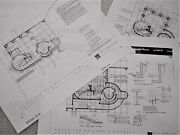 Frank Lloyd Wright 220 Individual Plan Set Files Prelims And Details Part 1