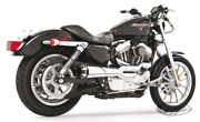2-in-1 American Outlaw High 1986-2003 Sportster Xl1200