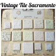 Discontinued Dal Tile Mayan White And All Colors Bumpy Splatter Dapple Dimple
