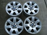 Bmw 16 Alloy Wheels Like New Fit E36 E46 And Many Others 7x16 Et=45