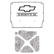 Hood Insulation Pad Heat Shield For 1962-1965 Chevy Nova With G-117 Chevy Ii