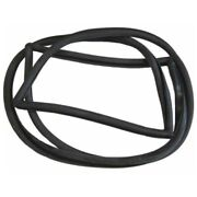 Rear Window Gasket Weatherstrip Seal For Cadillac Hardtop All Cars 62-64 1pc