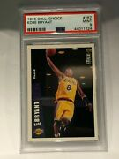 1996 Collector's Choice 267 Kobe Bryant Rookie Card Rc Psa 9 Mint Lakers Hof