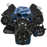 Diamond Serpentine System For 289, 302 And 351w Ac, Power Steering And Alternator