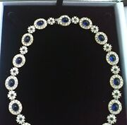 Ciner Vintage Necklace Very Sparkly So Beautiful What A Find Outstanding