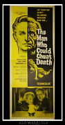 The Man Could Cheat Death Style A 14 X 36 Us Insert Movie Poster Original 1959