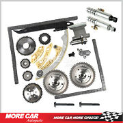 Timing Chain Kit Variable Valve Timing Sprocket Solenoid Fit Chevrolet Gm Buick