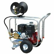 Pressure-pro Professional 4000 Psi Gas-cold Water Roll Cage Frame Pressure ...