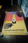 Corona Extra Beer A 4x6 Ft Shelter Original Alcohol Beer Advertising Poster 2017