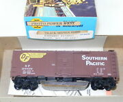 Athearn Ho Proto Power West Track Shiner 10000 Southern Pacific 40' Boxcar T133