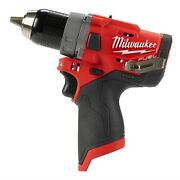 Milwaukee Mlw250320 M12 Fuel 1/2 In. Drill Driver