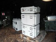 Viacom Military Training Cases 5 Local Pick Up Only Prepper Storage