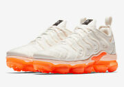Nike Womens Air Vapormax Plus Creamsicle Size 11.5 Fits Menand039s 10 New Rare