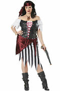 Pirate Beauty Sexy Womenand039s Costume Womens Pirate Plus Size Swashbuckler Costume