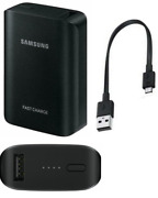 New Samsung Fast Charge Portable Battery Power Pack 5100mah Eb-pg930bbugus
