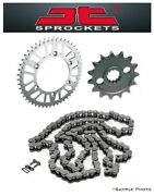 Jt Sprockets And Chain Kit For Yamaha Rt100 1990-2000
