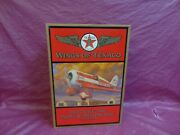 New 1930 Travel Air Model R Mystery Ship 5th In The Series Wings Of Texaco