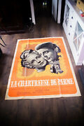 The Charterhouse Of Parma 4x6 French Grande Original Movie Poster 1948 Used