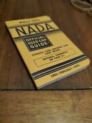 Feb 1982 Light Truck Nada Midwest Official Used Car Guide Domestic Imported Car