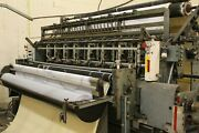 Quilting Machine Gribetz Gi4300 Tack And Jump Includes Panel Cutter