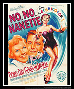 Tea For Two 4x6 Ft French Grande Movie Poster Original 1950