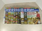 Model Railroader Magazine 2006 11 Of 12 Issues, Missing Apr T5-1