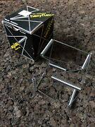 Vintage The Perplexing Hexyflex Kinetic Sculpture Puzzle Toy F. Flowerday Usa
