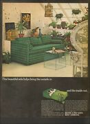 1967 Vintage Ad For Hide-a-bed Soda By Simmons`retro Green Photo  021220