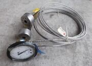 New Barton 775 Gallon Differential Fluid Flow Indicating Meter Us Military Issue