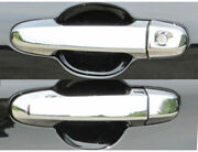 Chrome Door Handle Covers 8pc Fits 2018-2021 Toyota C-hr 4dr Crossover