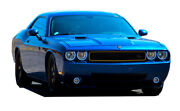 For Dodge Challenger 08-14 Blue Led Waterproof Halo Kit For Headlights And Fogs