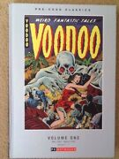 Voodoo, Weird Fantastic Tales, Vol 1 May 1952-march 1953. First Ed Jan 2018
